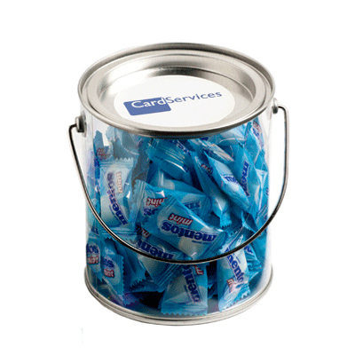 Big Bucket Filled with Mentos