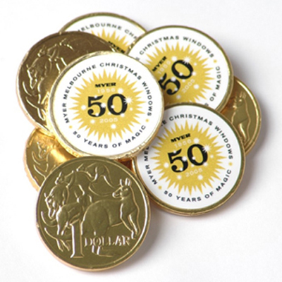 Chocolate Coins