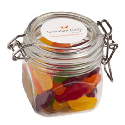 Jelly Babies in Canister 170G