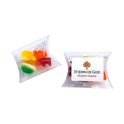 Mixed Lolly Bags in Pillow Pack 25g