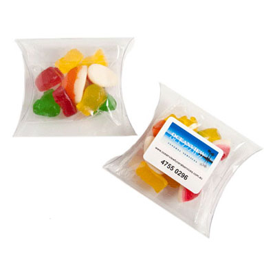Mixed Lollies Bag in Pillow Pack 50G