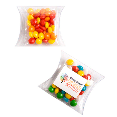 Chewy Fruits in PVC Pillow Pack 50G