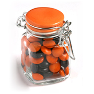 Choc Beans in Clip Lock Jar 80G