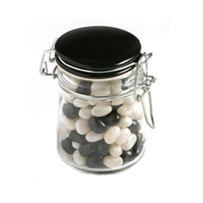 Jelly Beans in Clip Lock Jar 160G
