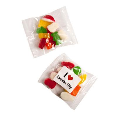 Mixed Lollies Bag 50G