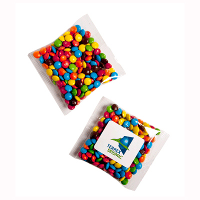 Mini M&Ms Bags 50G