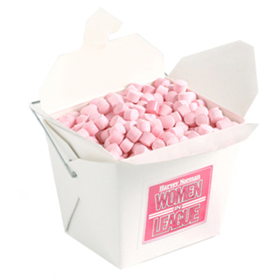 White Noodle Box - Mints or Musks 100g