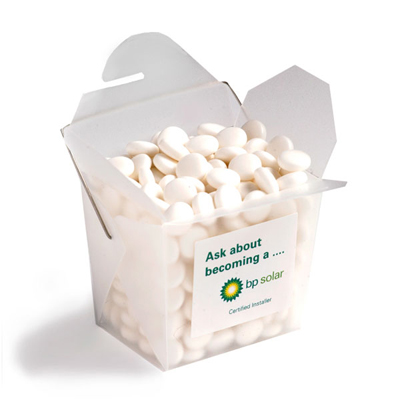 Frosted Noodle Box - Mints 100G