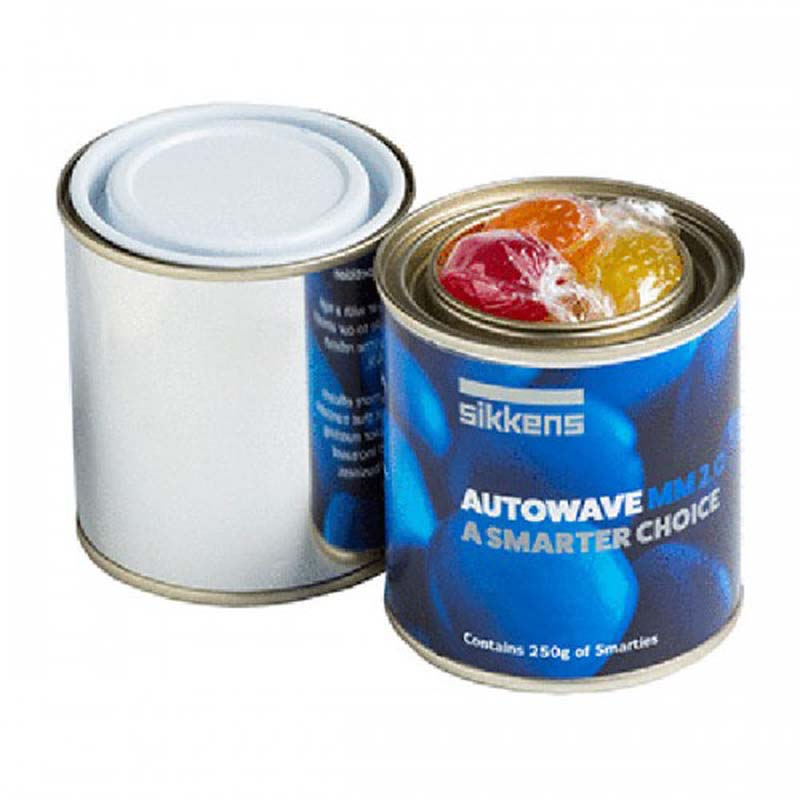 Paint Tin with Boiled Lollies 130g