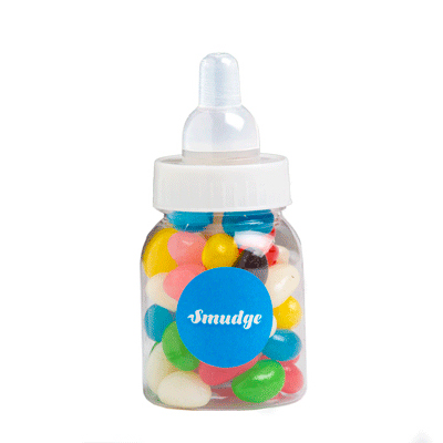 Baby Bottle filled with Jelly Beans 50G
