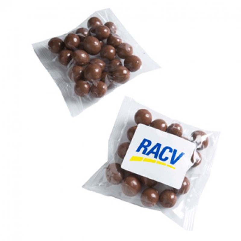 Chocolate Coated Coffee Beans 50g