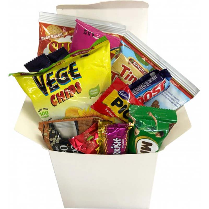 White Gift Box General Mix