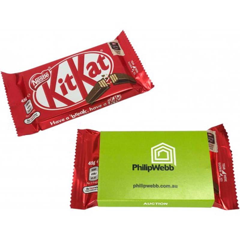 KitKat 45g with Sleeve
