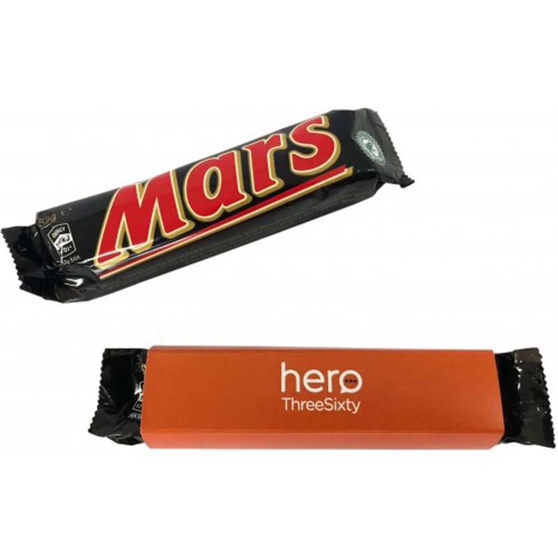 Mars Bar 53g with Sleeve