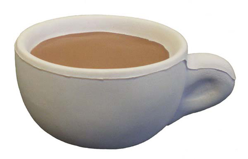 Stress Shape Tea Cup