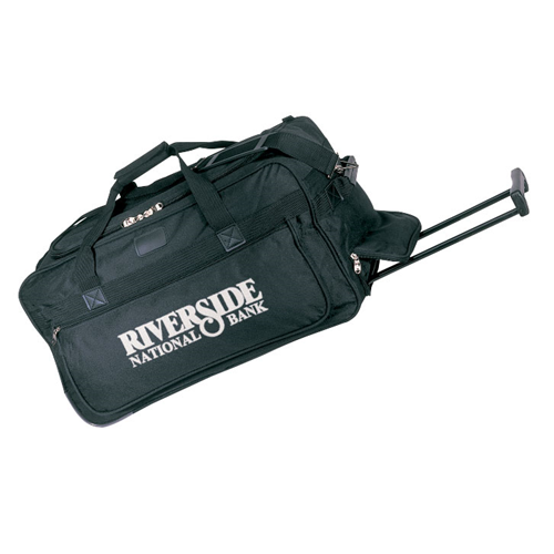 Rolling Duffle Bag - China Direct