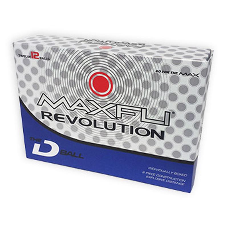 D - Grade - Maxfli Revolution