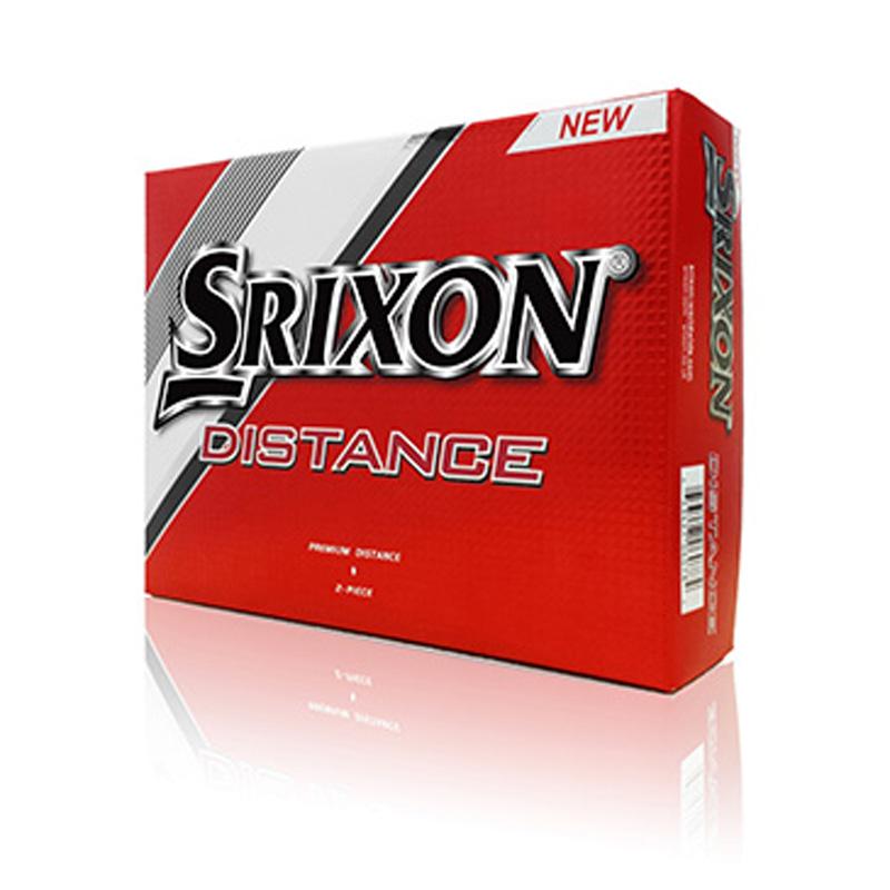D - Grade - Srixon Distance