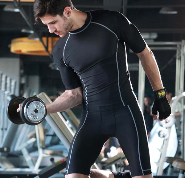 Performance Knee Length Bike Shorts