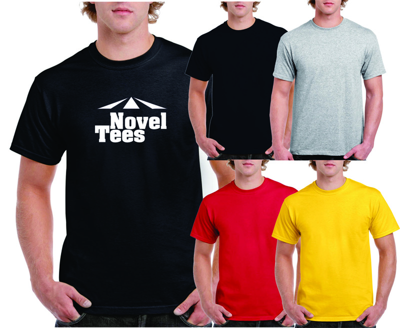 Cheap Promotional Coloured T-Shirts