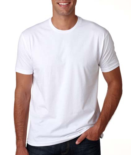 Cheap Promotional White T-Shirts