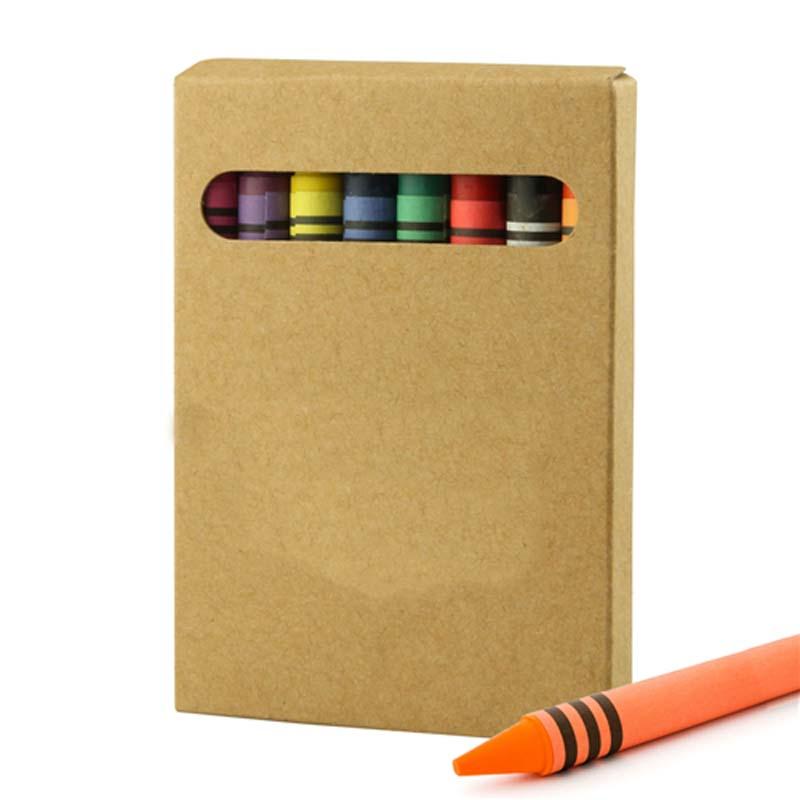 Vincent 8 Crayon Set