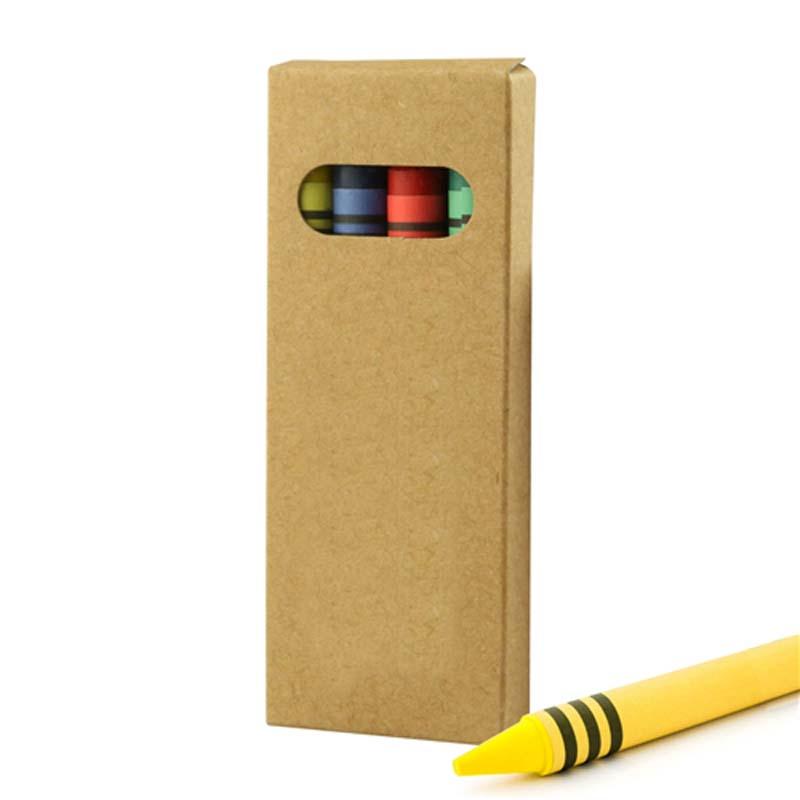 Dali 4 Crayon Set