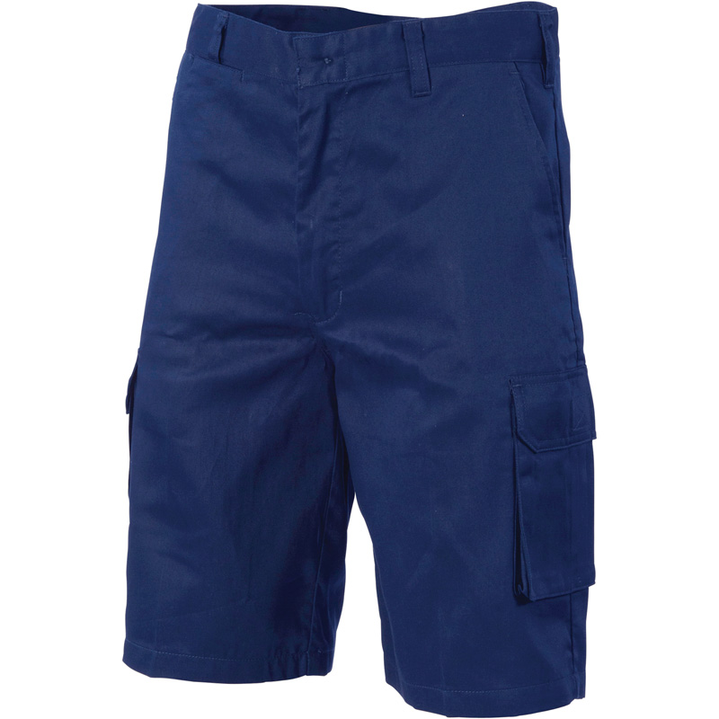 DNC Lightweight Cotton Cargo Shorts