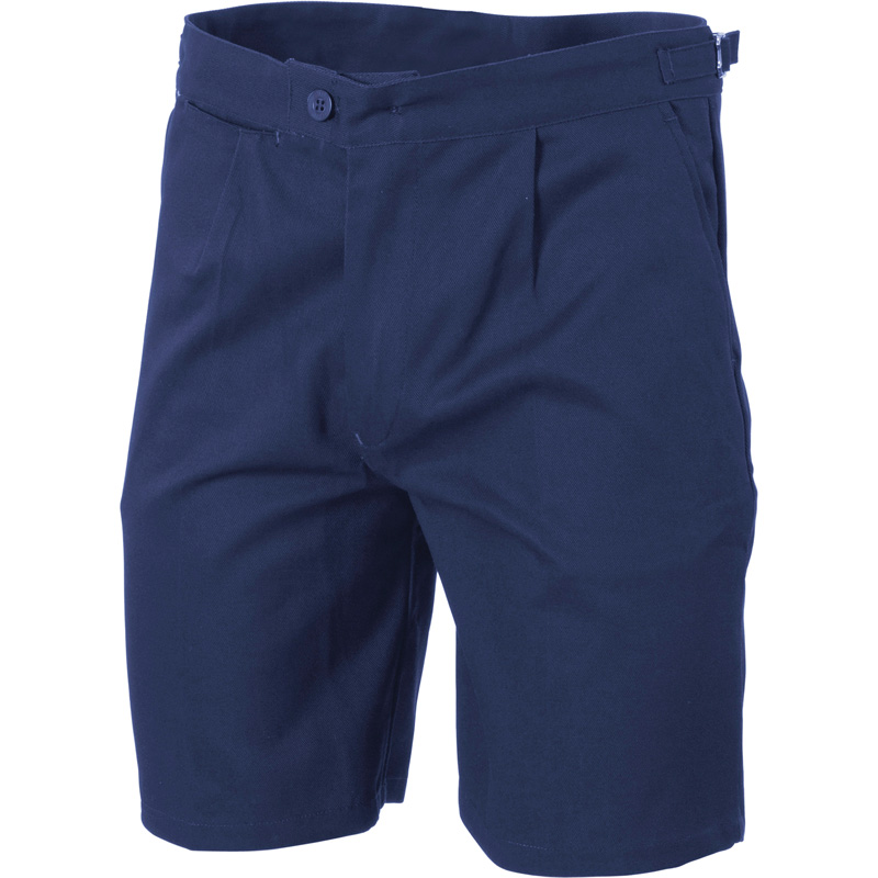 DNC Cotton Drill Long Leg Utility Shorts