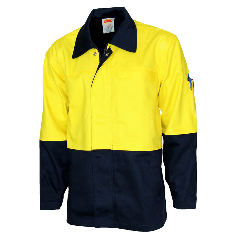 DNC Flame Retardant Drill Welders Jacket