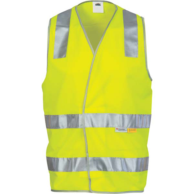 DNC Classic Day and Night Safety Vest