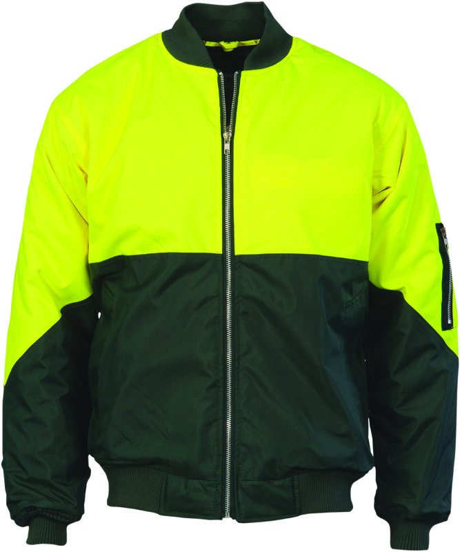 DNC Hi Vis Two Tone Flying Jacket