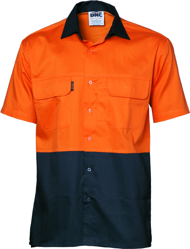 DNC Cool Breeze Short Sleeve Shirt