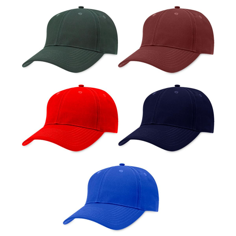 School Poly Viscose Cap