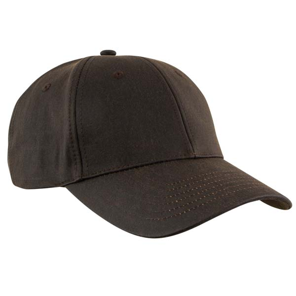 Oilskin Rigger Cap