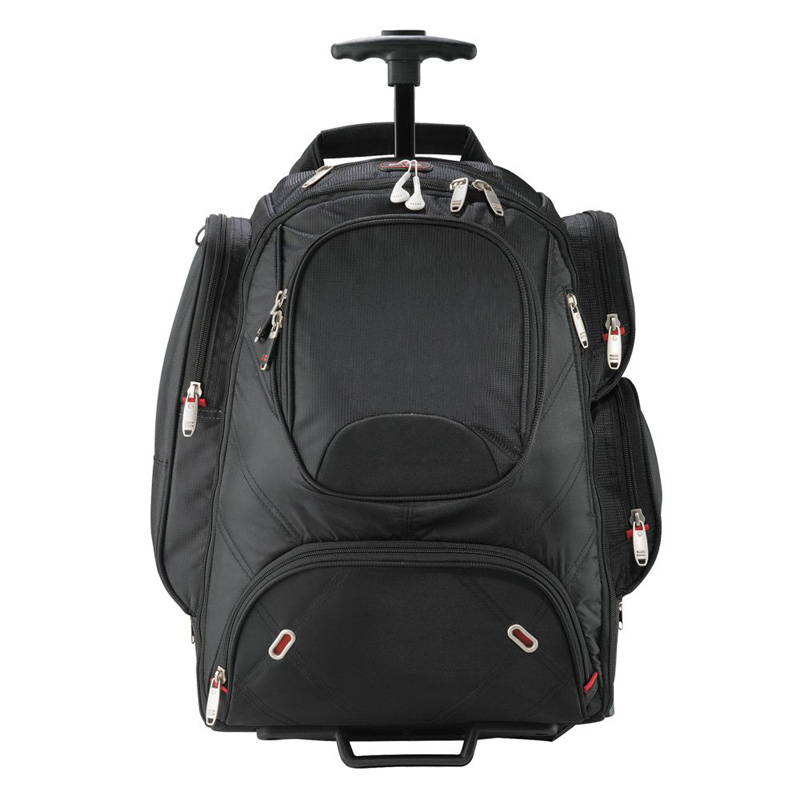 Elleven Wheeled Security-Friendly Compu-Backpack