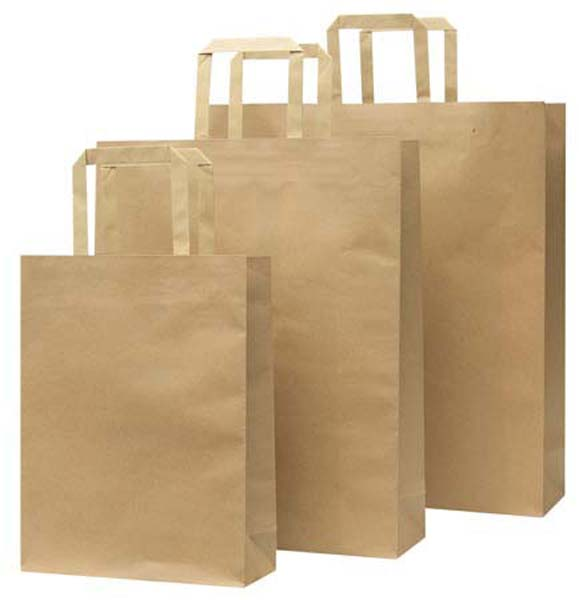 Cheap Paper Bag Medium