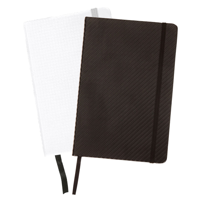 Carbon Fibre Notebook A4