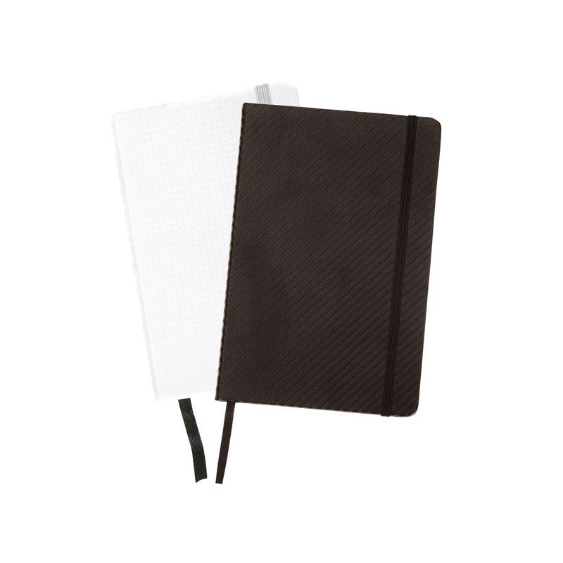 Carbon Fibre Notebook A6