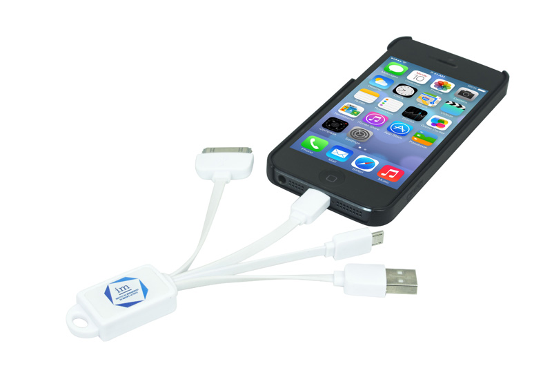 PromoLink - Universal Charging Cable
