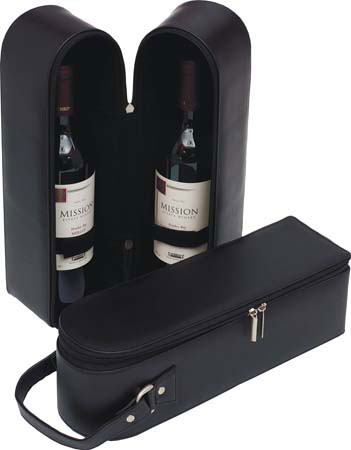 Tuscan Wine Holder Double