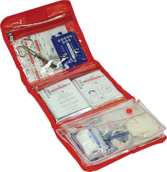 Folding First Aid Kit