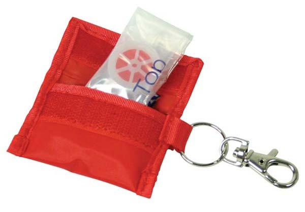 CPR Mask Keyring