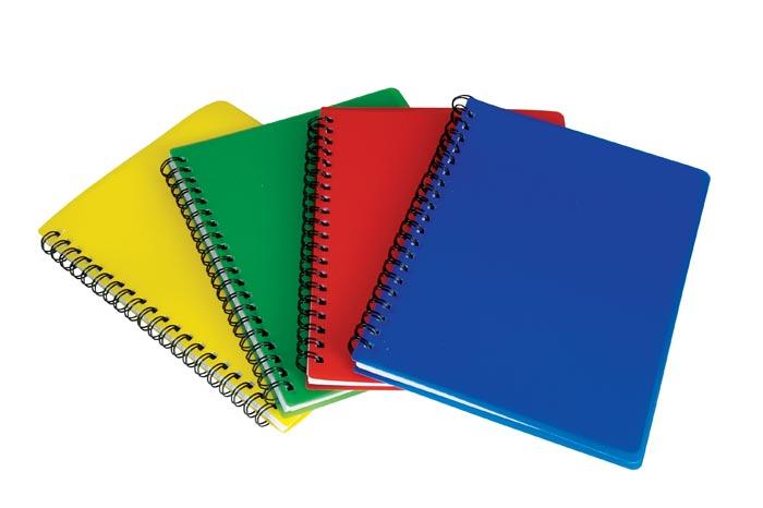 Spiral Promo Note Book