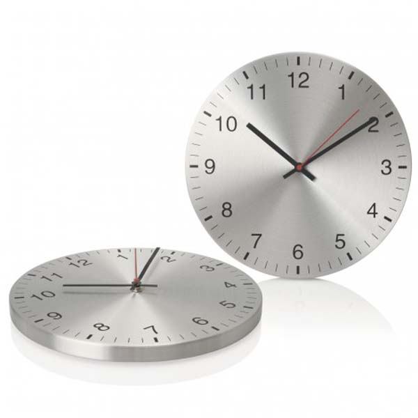 Corporate Aluminium Wall Clock