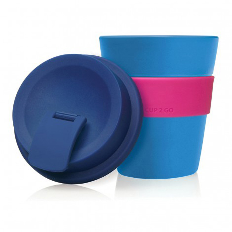 Flip Top Takeaway Coffee Cups