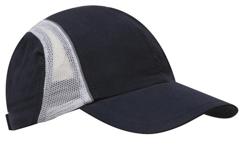 Cotton Mesh Cap