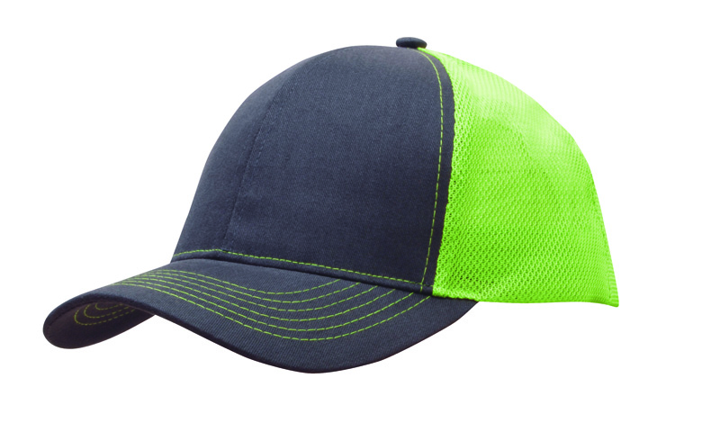 Bright Mesh Back Cap