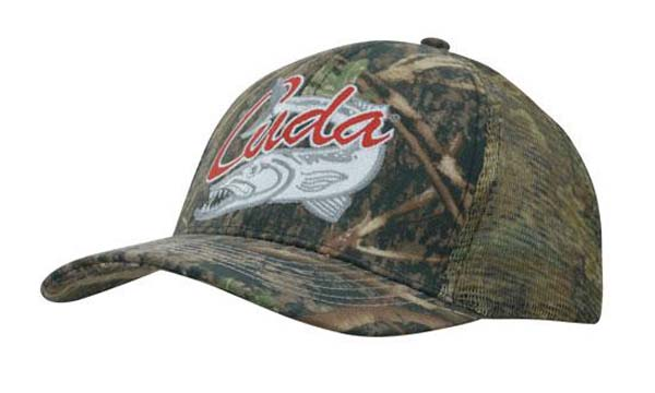 Timber Camouflage Cap