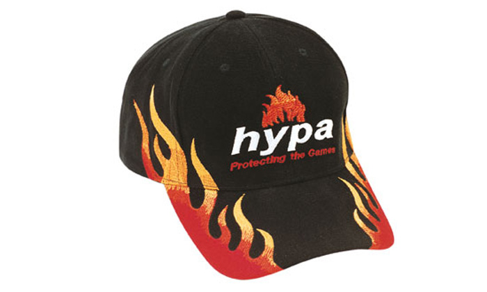 Double Flame Cap